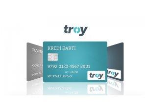 Türkiye'nin Ödeme Yöntemi 'Troy' Cüzdanlarda