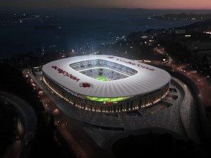 Vodafone Park, Kupa Finallerine Aday