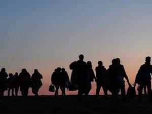 Kars'ta 18 Afganistanlı Kaçak Yakalandı