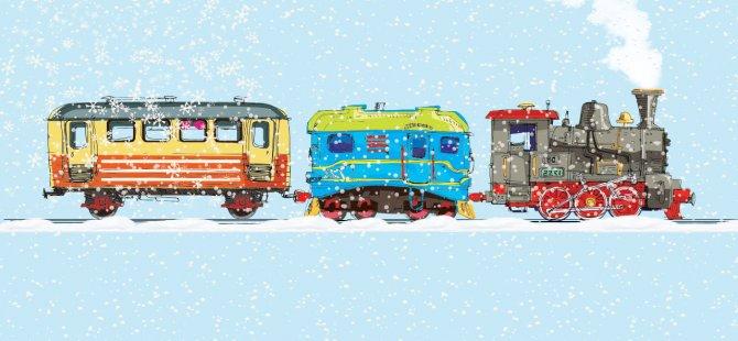 Doğu Ekspresi ve Kış Mevsiminin Bodrum'u Kars