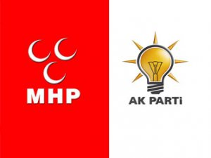 'AK Parti ve MHP İttifakı'nda Son Durum