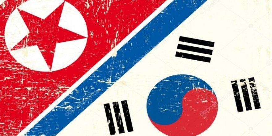 Koreli Liderlerin Tarihi Buluşması