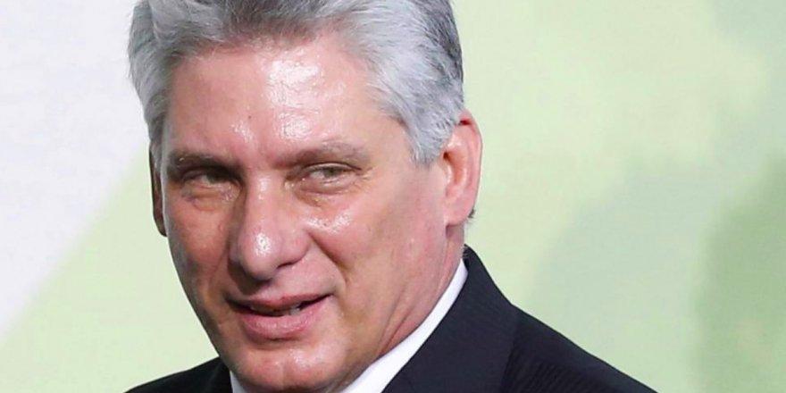 Küba'nın Yeni Lideri Diaz-Canel