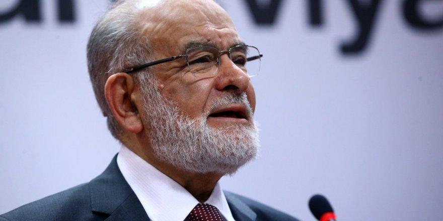 Karamollaoğlu: AK Parti'nin Oyu yüzde 20'lerde