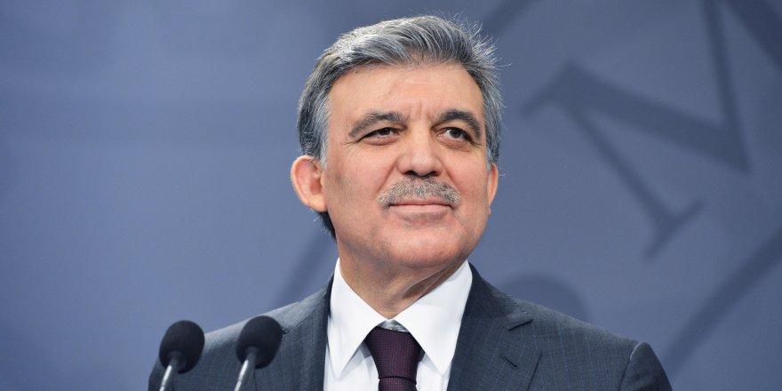 Abdullah Gül, 'Adaylığım Söz Konusu Değil'