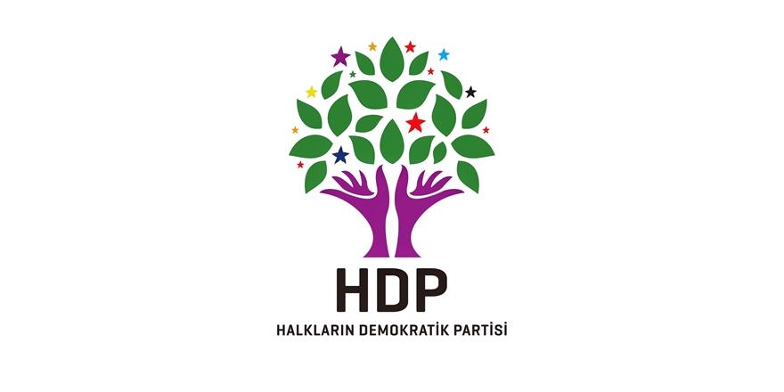 HDP'den Kardeş Aile Kampanyası