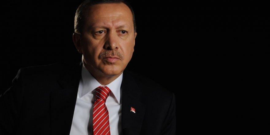 Erdoğan, CHP'li İlhan Kesici ile Görüştü