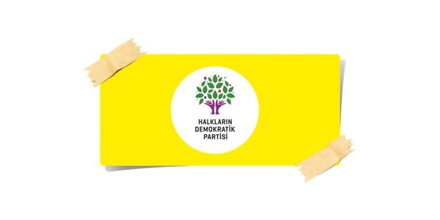HDP'den Yeni Dönem Tutum Belgesi