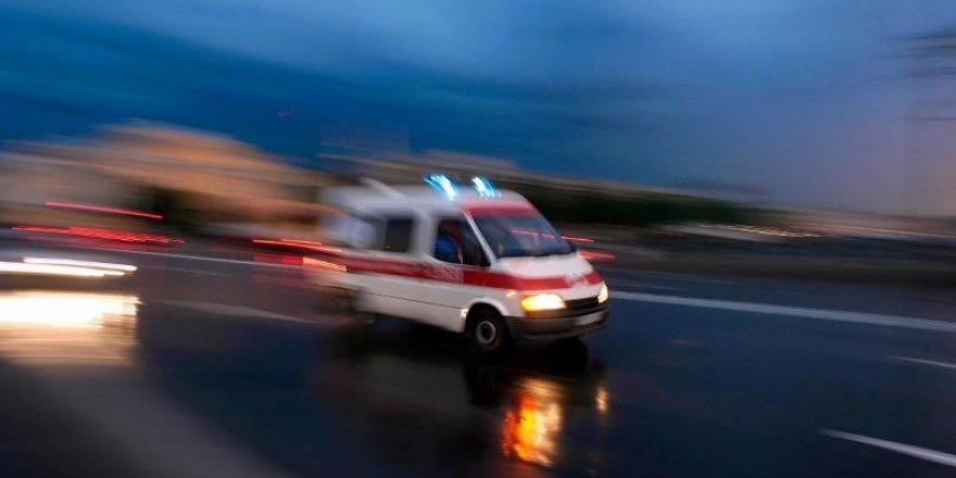 'Patos'tan Düşen Kişi Ağır Yaralandı