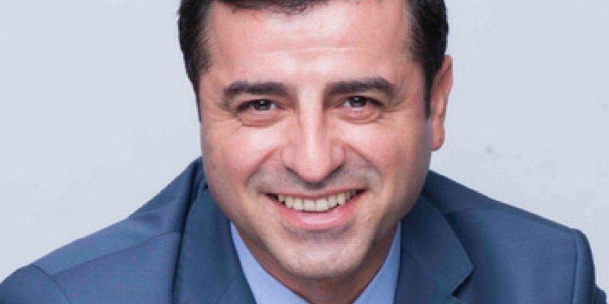 HDP Demirtaş'ın Adaylık Başvurusunu Yaptı