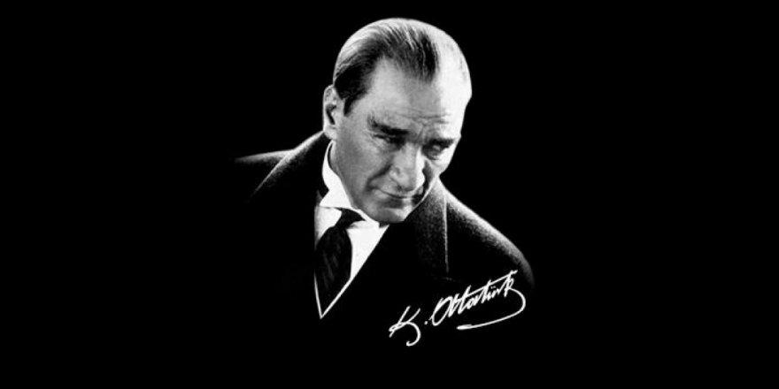 Atatürk'ün Ölümünün 80'nci Yılı