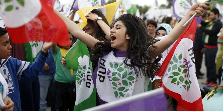 HDP'nin Eşbaşkan Adaylarının Son Listesi