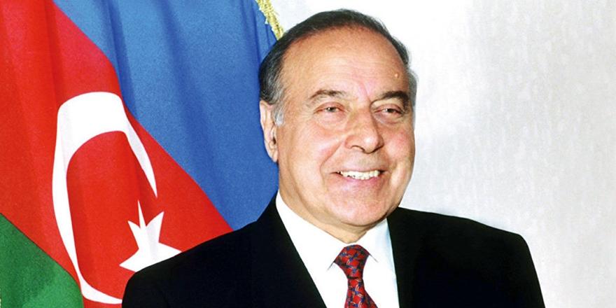 Haydar Aliyev, Kars'ta Anıldı