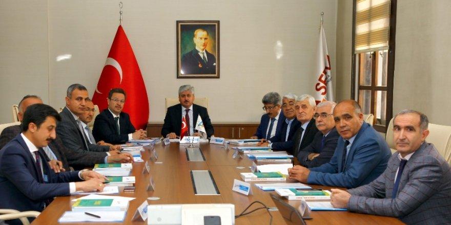 SERKA Yönetim Kurulu Toplandı
