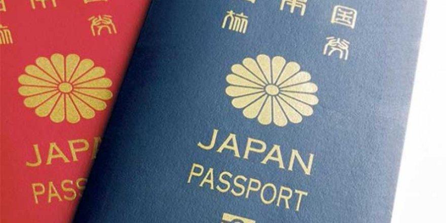 En Değerli Pasaport Japonya'nın
