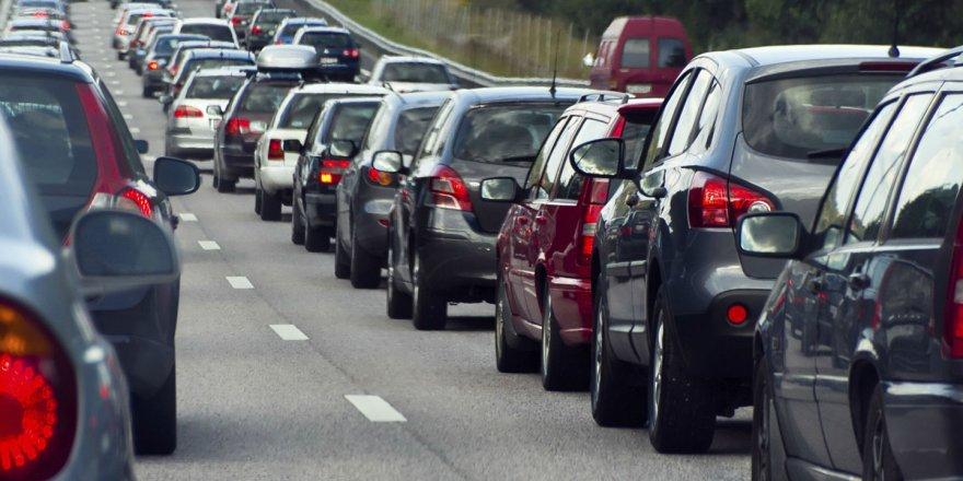 Trafiğe Kayıtlı Araç Sayısı 52 bin 456 Arttı