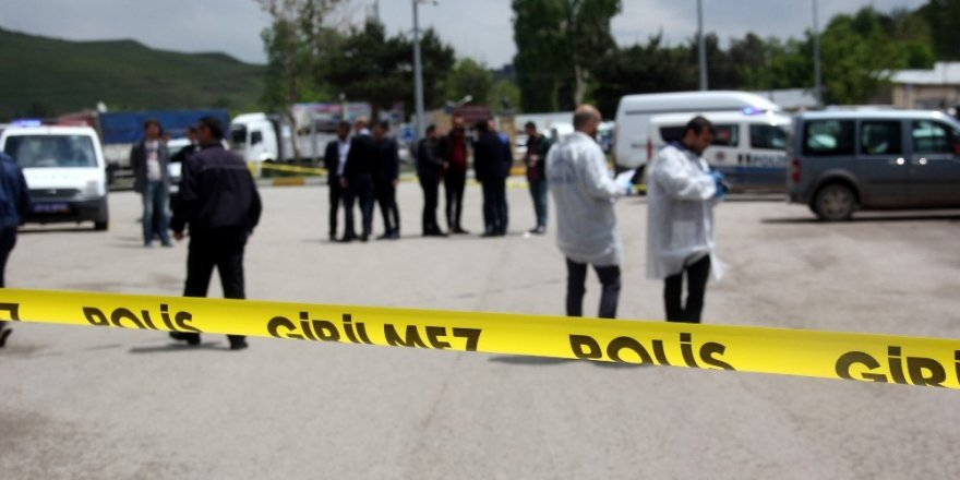 Erzurum'da Silahlı Kavga