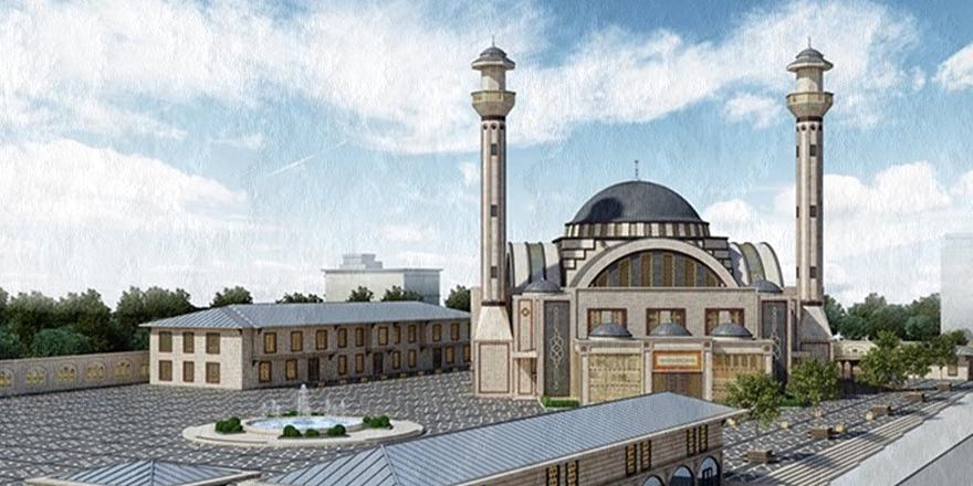 Kars'ta Cami Temeli Atıldı