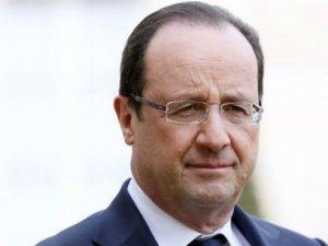 """Hollande: """"Suriye Trajedisi, Tarihe Rezalet Olarak Geçecek"""""""