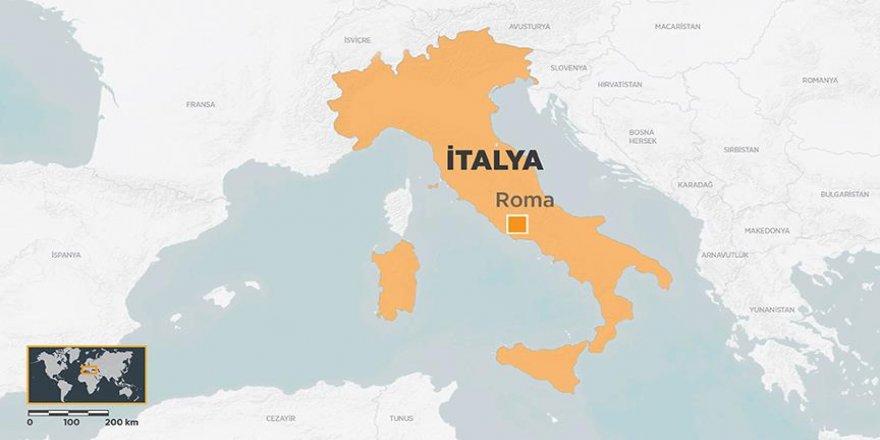 İtalya'da Bomba Alarmı