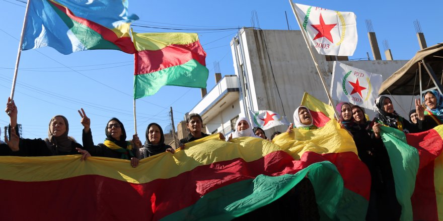 Suriye'de Kürtler Esad'la 'Müzakere Masası'nda