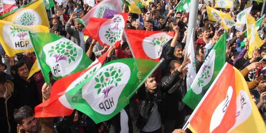 HDP Bütün Belediyelerden Çekilmelidir