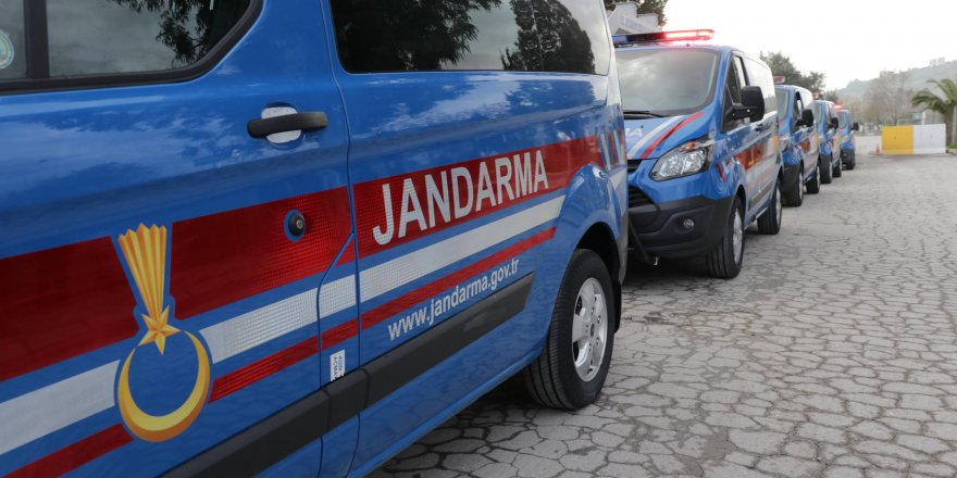 Jandarma'nın 179.ncu Yıldönümü Kutlandı