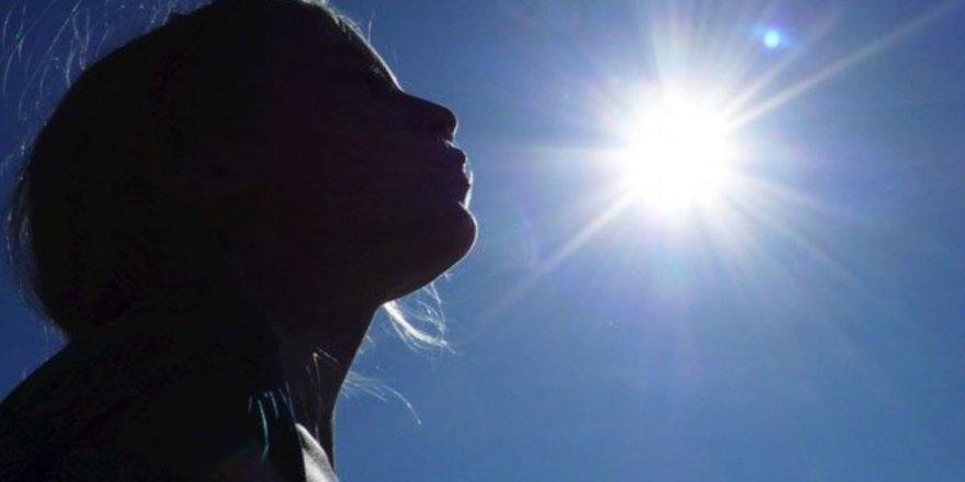 Irak'ta Hava Sıcaklığı 50 Dereceyi Aştı
