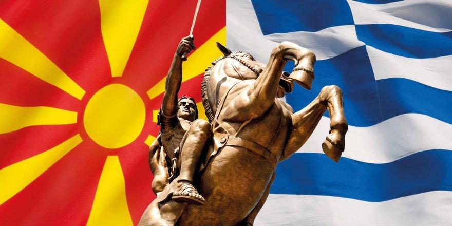 Makedonya'da İsim Krizi Devam Ediyor