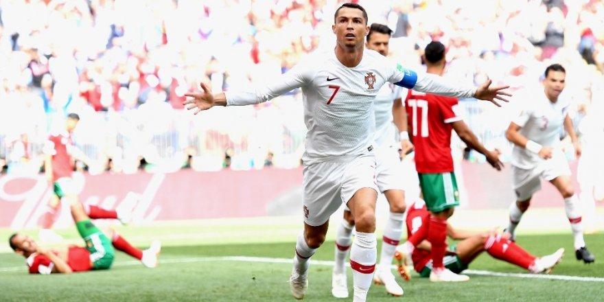 Portekiz, Fas'ı 1-0 Yendi