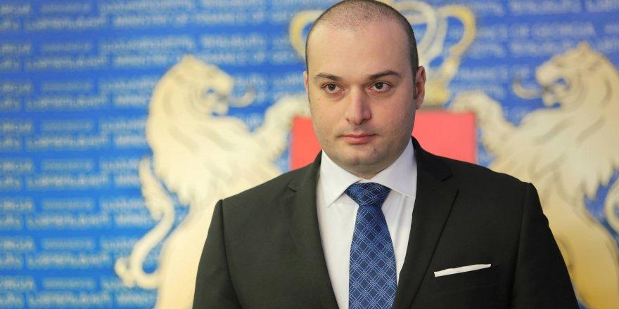 Gürcistan'ın Yeni Hükümeti Kuruldu