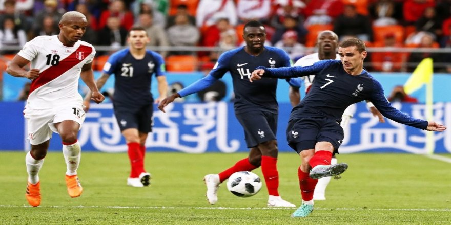 Fransa Üst Turu Garantiledi