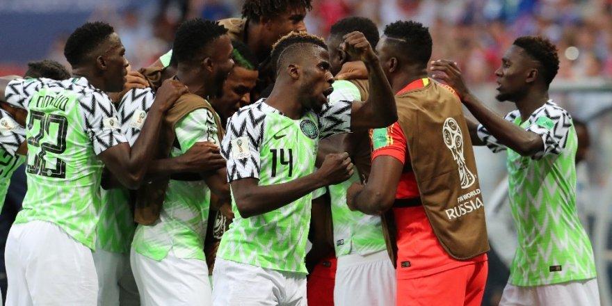 Nijerya Sahada Devleşti