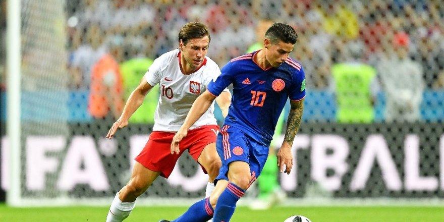 Kolombiya, Polonya'yı Affetmedi