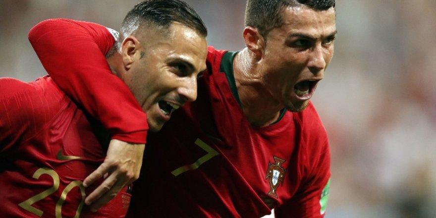 Portekiz - İran Maçında Eşitlik