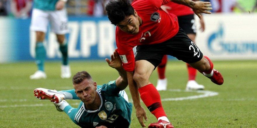 Almanya, Dünya Kupası'na Veda Etti