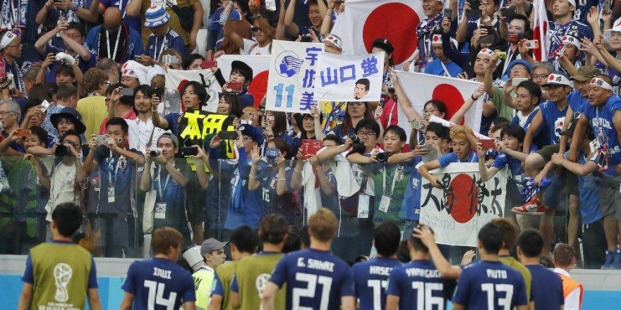 Japonya, Fair-Play İle Üst Tura Yükseldi
