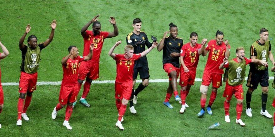 Belçika 'Yarı Final'de