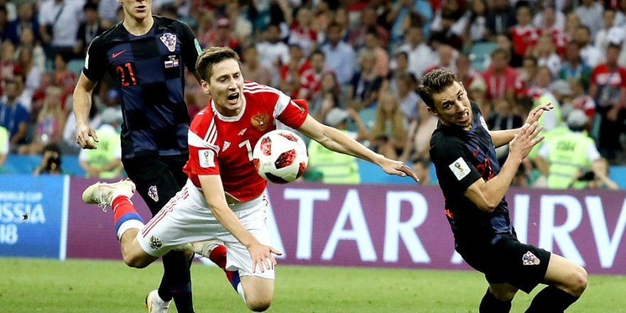 Hırvatistan 'Yarı Final'de