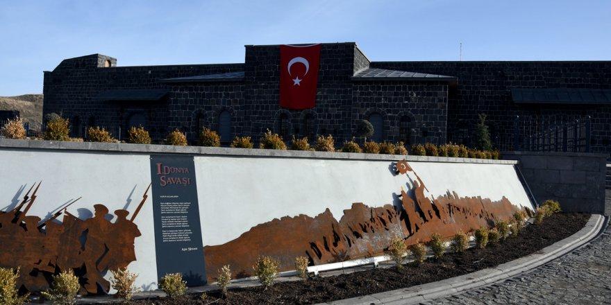 Bakanlar, Harp Tarihi Müzesi'nin Açılışını Yaptı