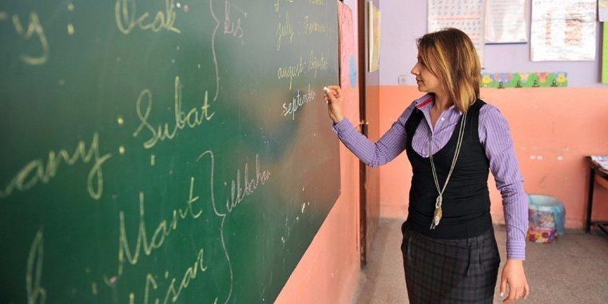 20 bin 'Sözleşmeli Öğretmen' Atanacak