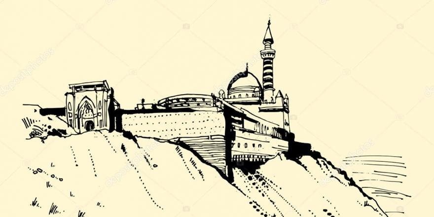 'İshak Paşa Sarayı' Havadan Görüntülendi