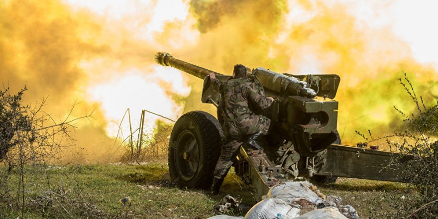 İdlib'e Operasyon Başladı