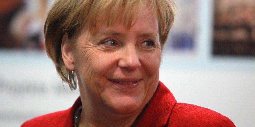 Almanya Başbakanı Merkel Gürcistan'da