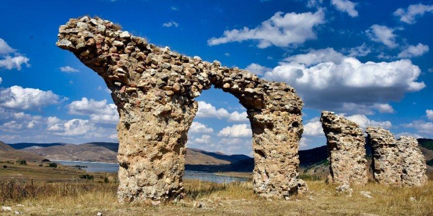 Gümüşhane'de 'Satala Antik Kenti'