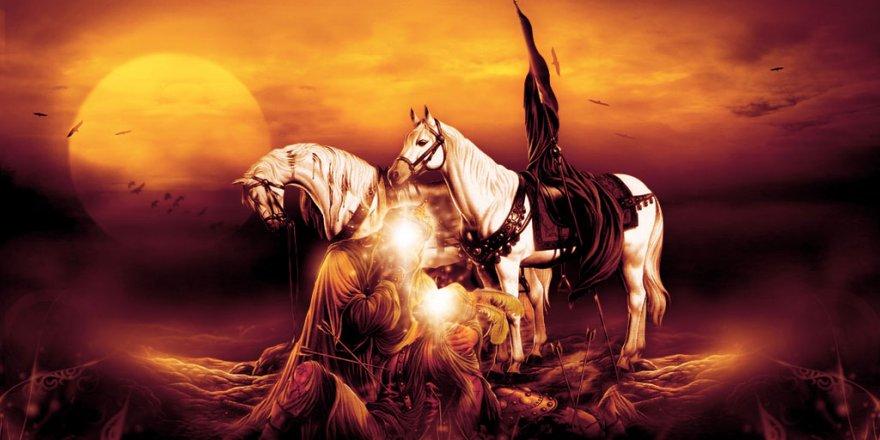 Kars'ta Kerbela Şehitleri Anıldı