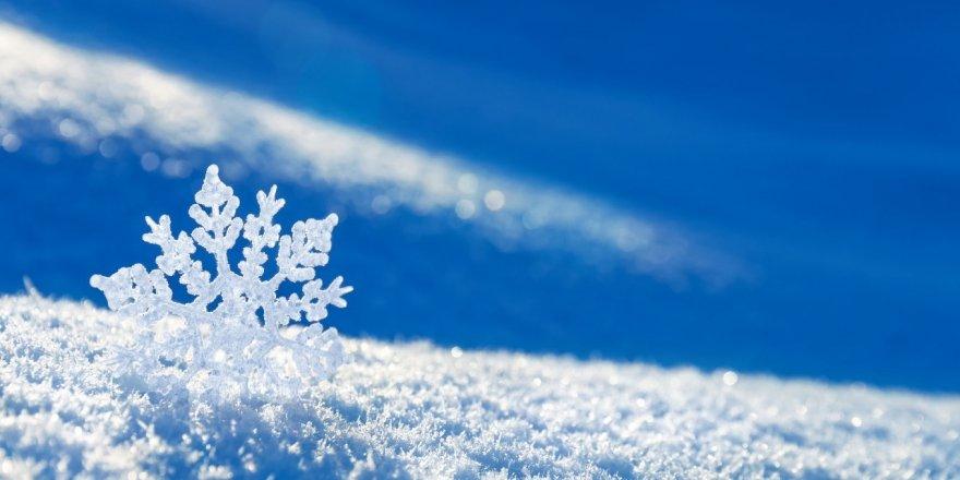 Meteorolojiden 6 İl İçin Kar Uyarısı