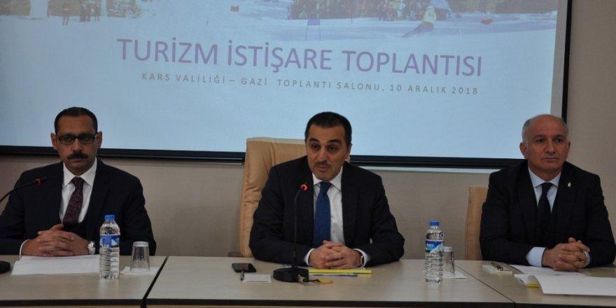 Kars'ta Turizm İstişare Toplantısı