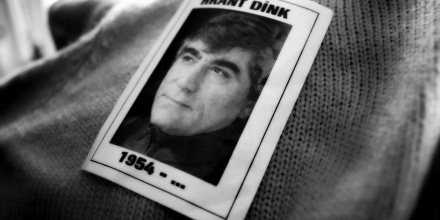 Hrant Dink'in Katledilişinin 12. yılı