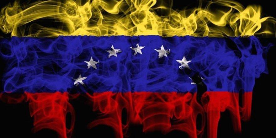 ABD İstedi, Venezuela ile Ticaret Durdu